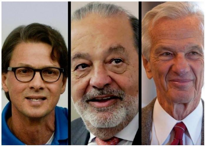 Ricos y discretos: los 9 hombres más poderosos de Latinoamérica