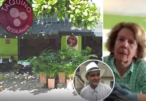 El miedo de las dueñas del restaurante Taquino de Medellín