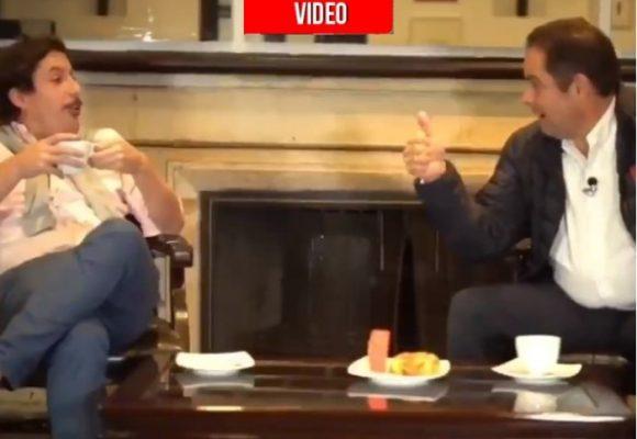 VIDEO: Vargas Lleras no es solo coscorrón y groserías