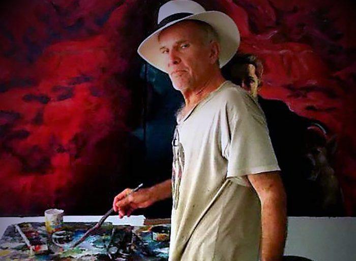 El pintor Gustavo Sánchez en otras palabras
