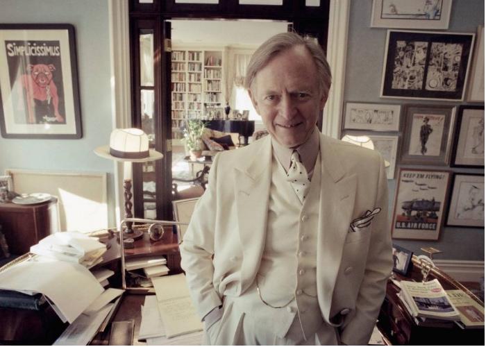 Adiós a Tom Wolfe, el hombre que se reinventó el periodismo