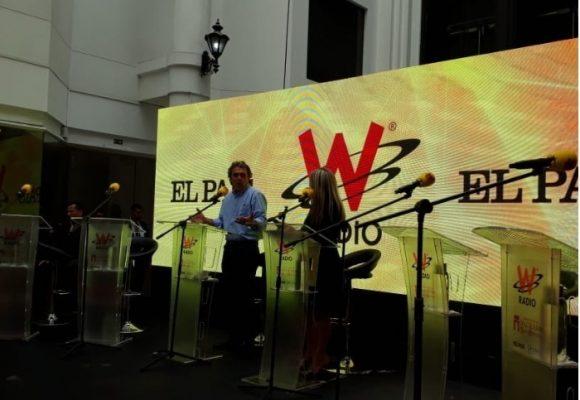 ¿Qué pasó con el debate presidencial de Vicky Dávila?