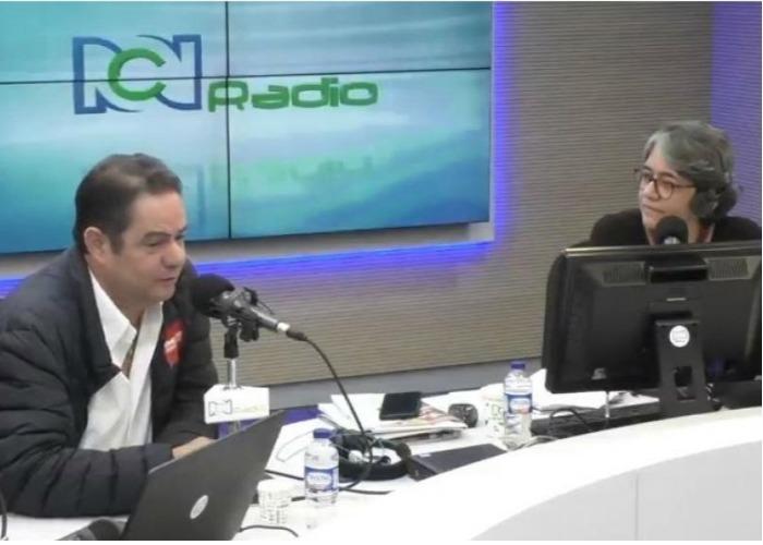 Yolanda Ruiz, la directora de RCN Radio, vapuleada por Germán Vargas Lleras