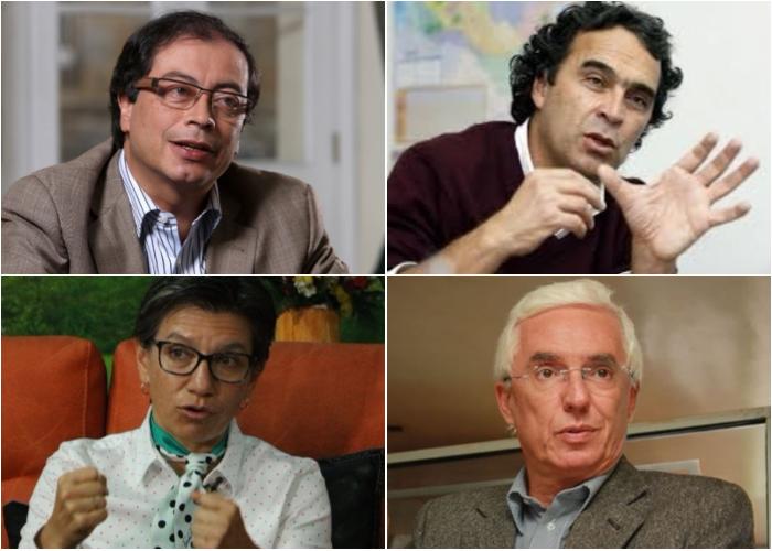 Petro, Fajardo, Claudia, Jorge: les llegó la hora de mostrar grandeza