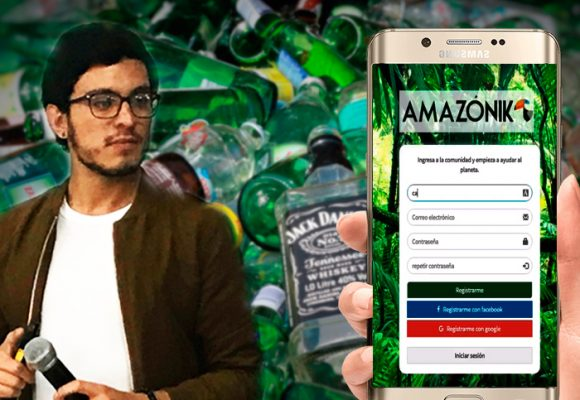 Amazóniko: la opción tecnológica para reciclar en casa