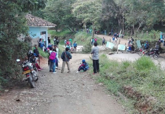 La burla de una jueza a los indígenas del Cauca que generó el cierre de la carretera a Caldono