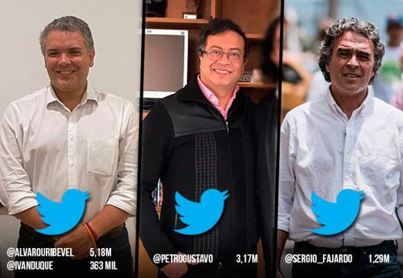 Tres poderosos tuiteros ganaron el domingo