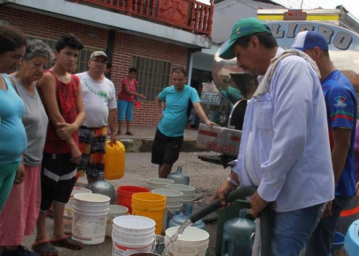 Aunque existe el recurso, en Villavicencio no hay agua