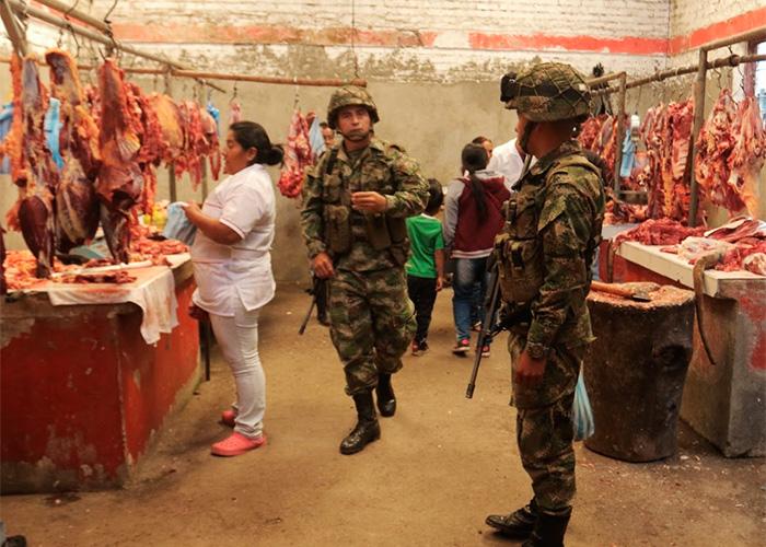 Viaje al corazón de la guerra en el Cauca