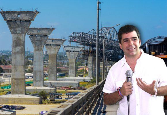 Los españoles de Sacyr le fallaron a los barranquilleros con el puente Pumarejo