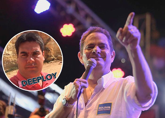 Deeploy, la empresa que le sacó jugo a la campaña de Vargas Lleras