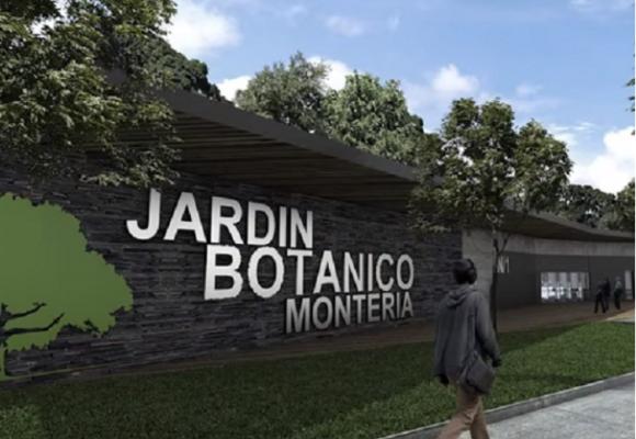 ¿Para cuándo el jardín botánico de Montería?