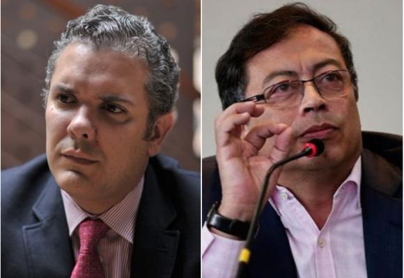 A falta de debates, un café con Gustavo Petro e Iván Duque a la luz de Jaime Garzón