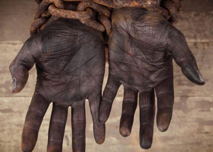 Negros, desigualdad y esclavitud