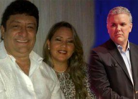 Esposa de Kiko Gómez hace campaña por Iván Duque