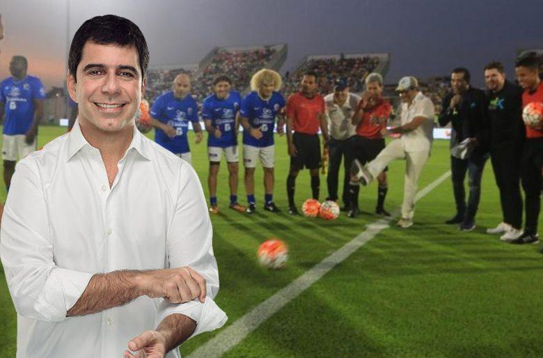 El estadio Romelio Martínez regresó a la vida