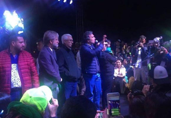 Sergio Fajardo acepta el resultado y confirma que la Coalición Colombia sigue