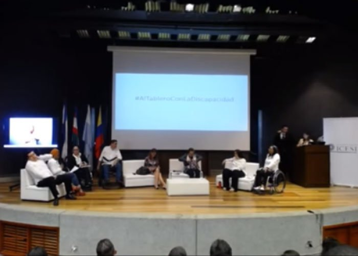 Lo que ganamos en el foro 'Los candidatos a la presidencia: al tablero con la discapacidad'
