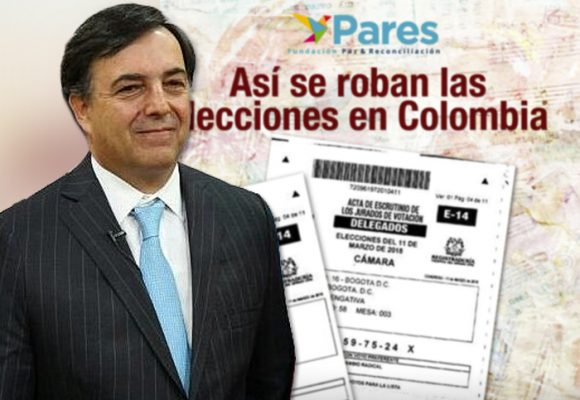 El fraude electoral que el registrador Juan Carlos Galindo quiere negar