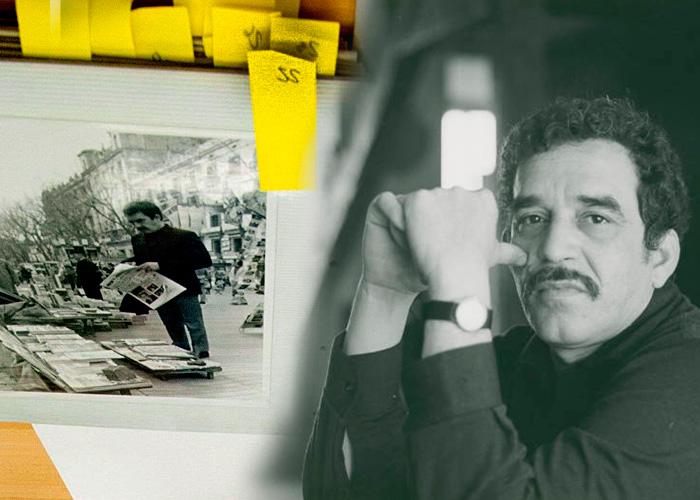 En el archivo personal de García Márquez en Austin, Texas