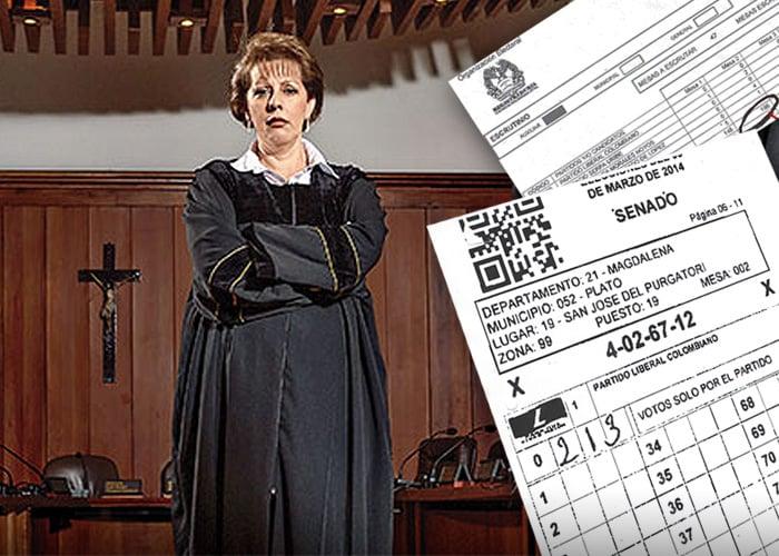 La férrea magistrada que destapó la manipulación del software de la Registraduría