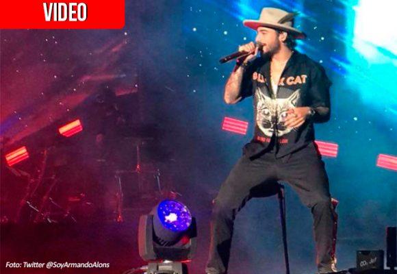 Maluma ya es más grande que los Rolling Stones