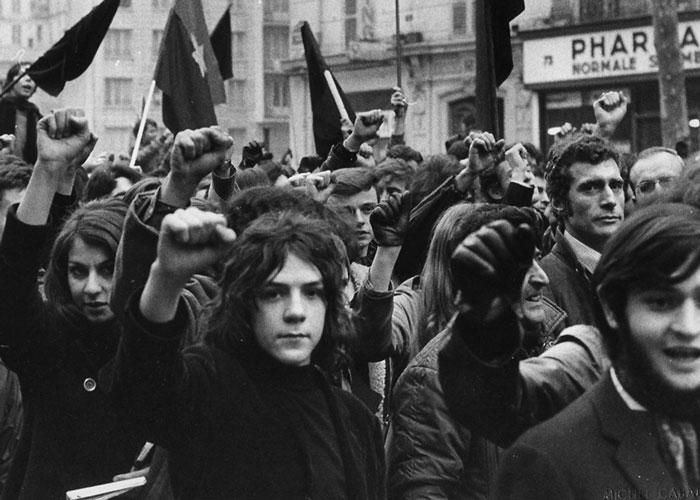 El fin de la historia y los 50 años del mayo francés