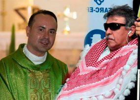 Al presidente del Tribunal eclesiástico le molestó el traslado de Santrich