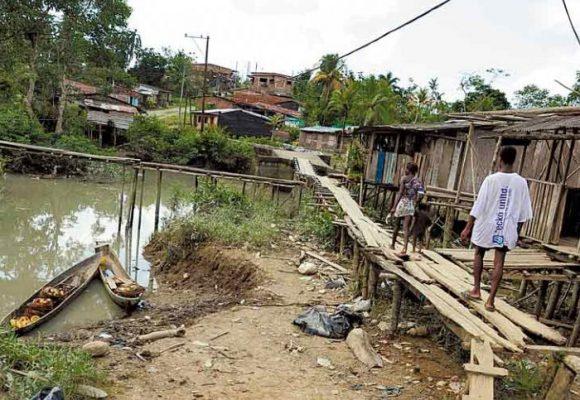 Municipios desangrados por crisis económica