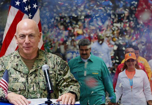 Alarma en Venezuela por rumor de intervención militar norteamericana antes de las elecciones
