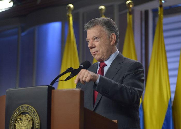 Presidente Santos, ¿de cuál paz habla usted?
