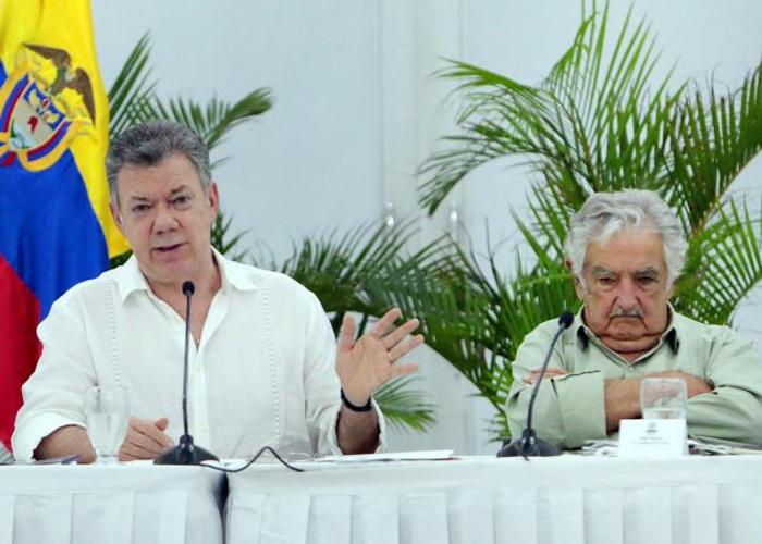 ¿Va tan bien la paz como lo afirma Santos?