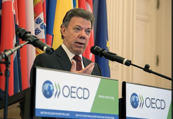Triunfalismo con el ingreso a la OCDE