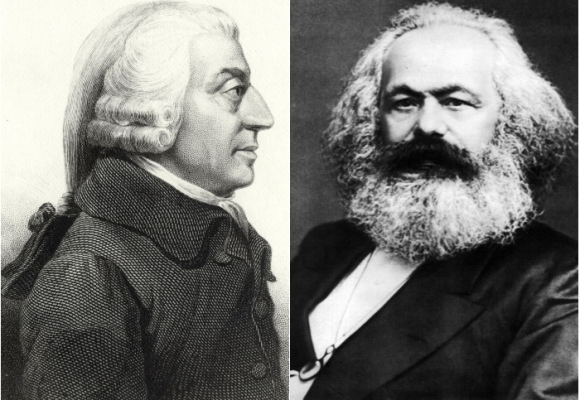 Ni Smith, ni Marx, el problema es la humanidad