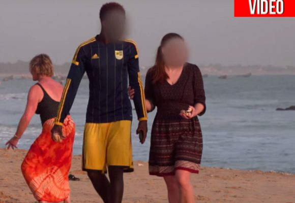 Turismo sexual de abuelitas europeas en Senegal