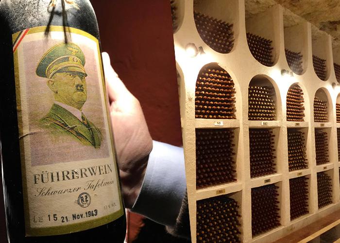En busca del preciado vino de los nazis