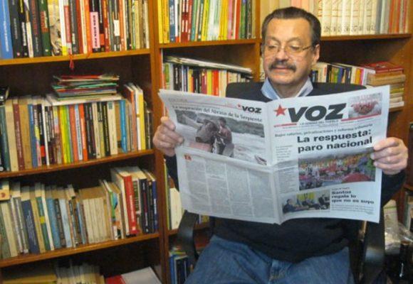 Un adiós a Carlos Lozano Guillén, el hombre de la paz