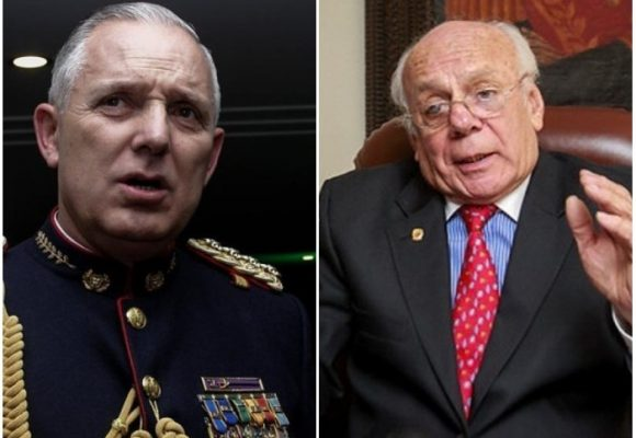 La JEP pone a pelear al comandante de las Fuerzas Militares con los retirados