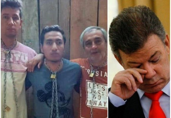 La indignación con Santos de los familiares de los periodistas asesinados