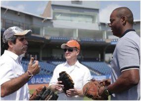 Los embajadores beisboleros que se la jugaron por Barranquilla