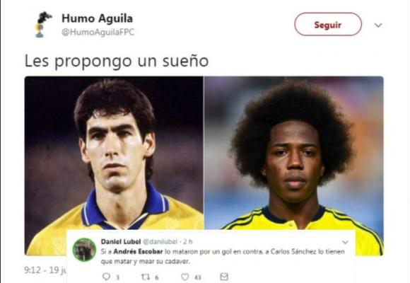 Amenaza de muerte contra Carlos Sánchez