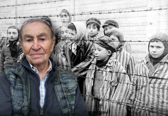 Pasé tres años en Auschwitz: hay que perdonar pero no olvidar