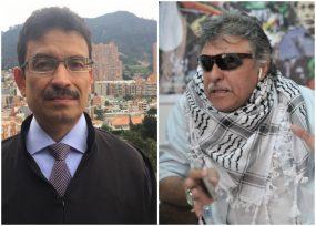 Bobadilla, el magistrado de la JEP que tiene en sus manos el caso Santrich
