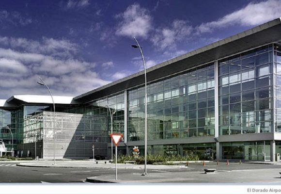 Vidrios y fachadas de aluminio Tecnoglass en los principales aeropuertos del país