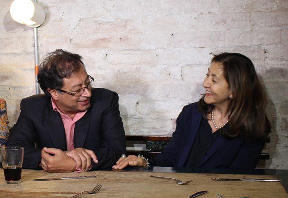 Sororidad con Ingrid Betancourt