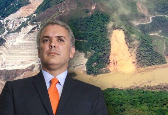 Presidente electo recorrerá Hidroituango