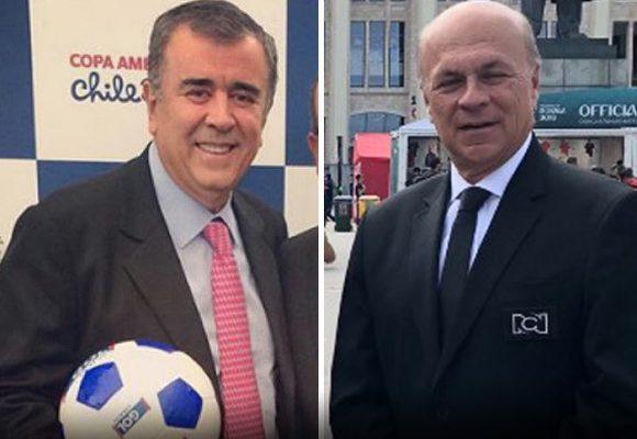 Javier Hernández Bonnet golea a Carlos Antonio Vélez