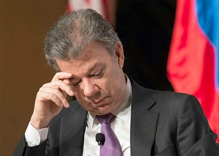 La herencia envenenada de Juan Manuel Santos