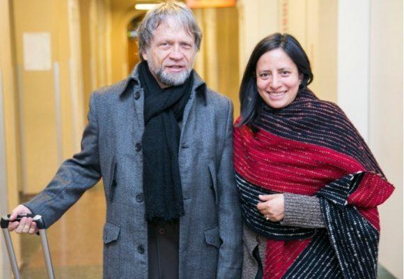 Las mujeres, claves en el cambio de Mockus del voto en blanco a Petro