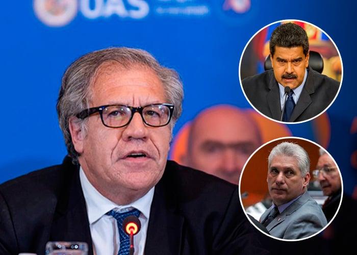 La guerra de Almagro contra Venezuela y Cuba desde la OEA